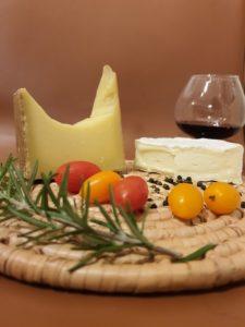 Romarin et fromage
